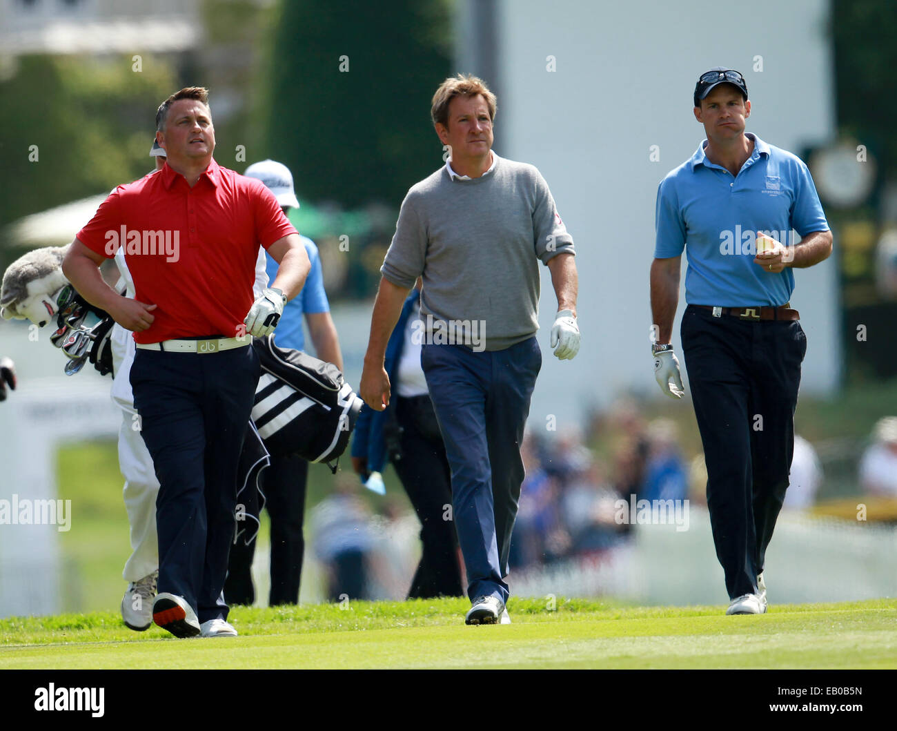Damian Will Play in the BMW PGA Celebrity Pro-AM ...