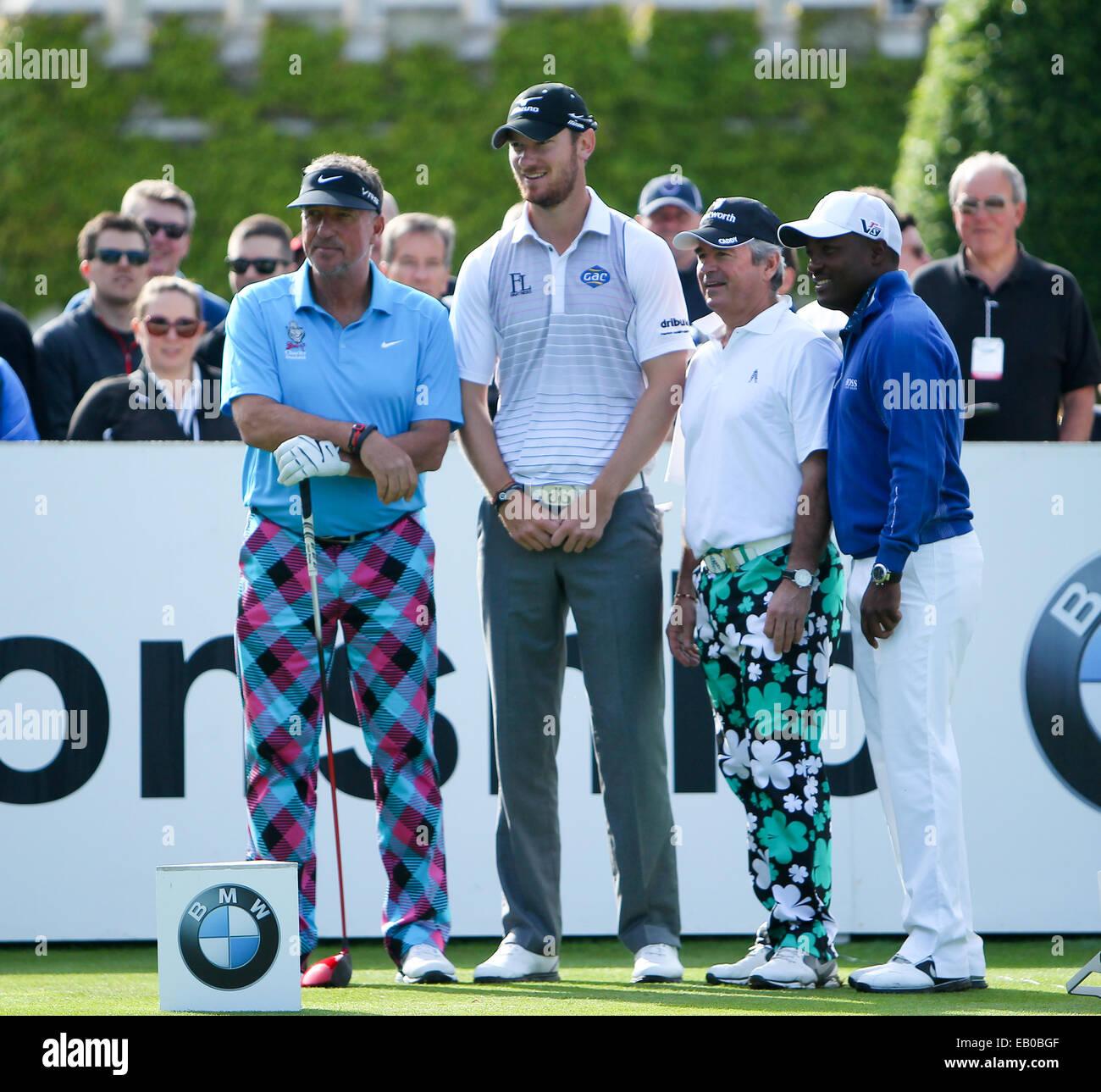 Best BMW PGA Celebrity Pro-Am Groups - golf-monthly.co.uk