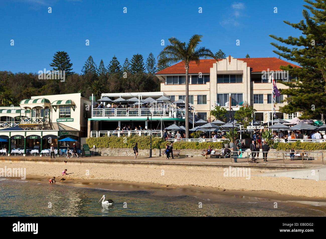 Watsons Bay Sydney NSW Australia - Stock Image