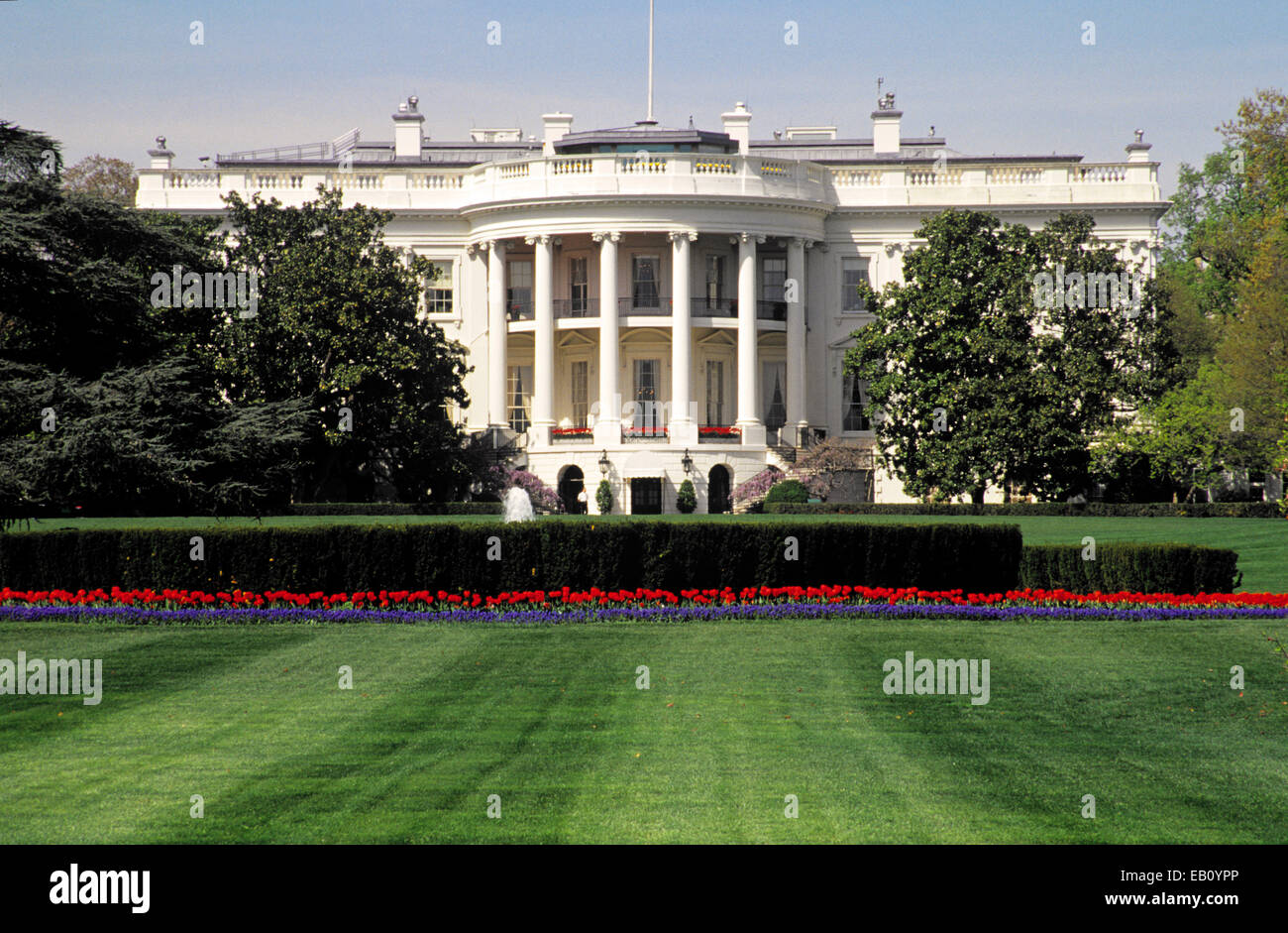 The White House Is At 1600 Pennsylvania Avenue The Most Famous
