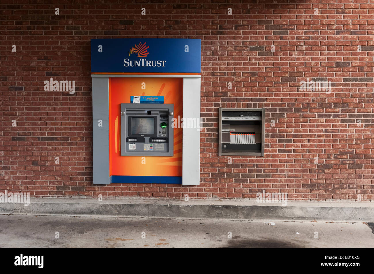 can you deposit a check at a bb&t atm