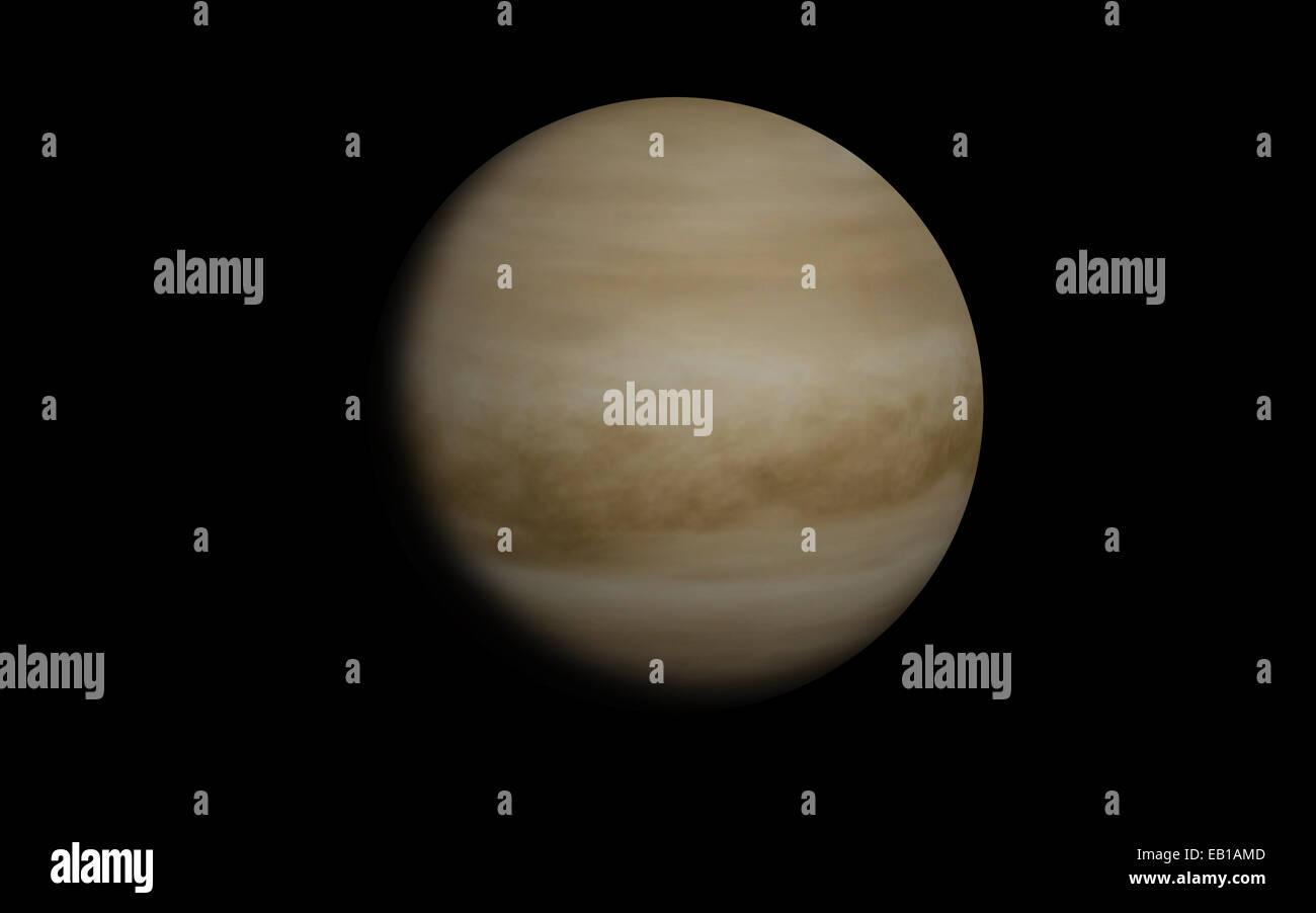 Venus planet - Stock Image