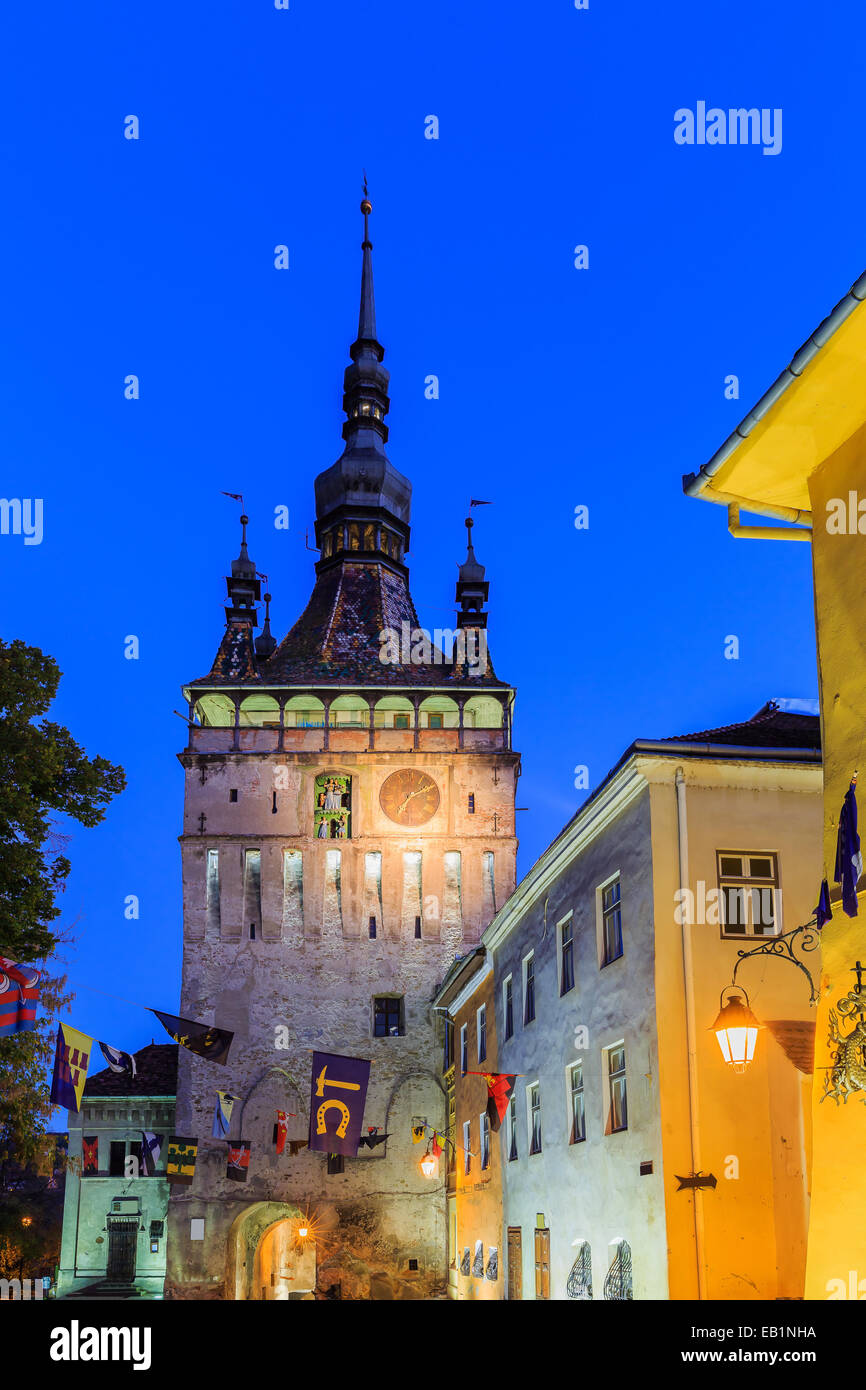 Sighisoara, Romania - Stock Image