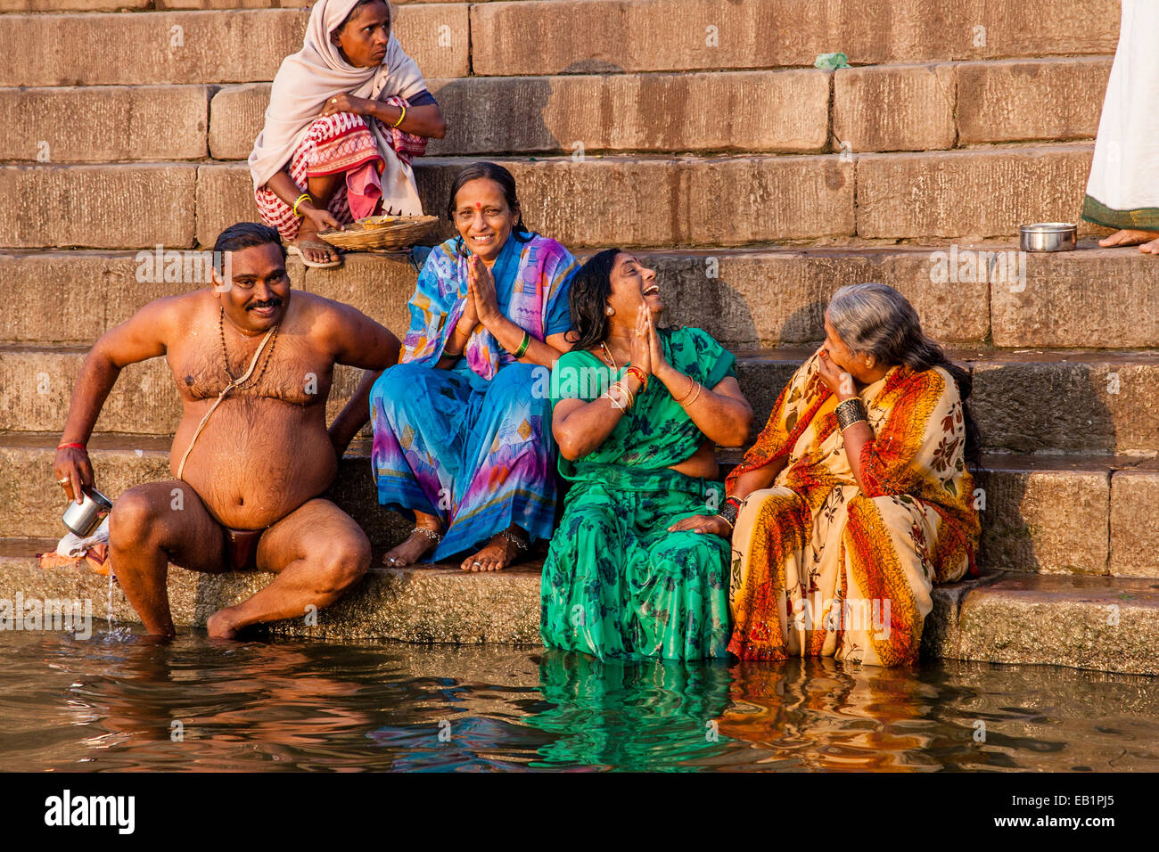 hindu single men in two rivers Millions of hindus plunge into ganges river in indian  or naga sadhus, celebrate naked in the water at the rivers  an indian hindu holy men.