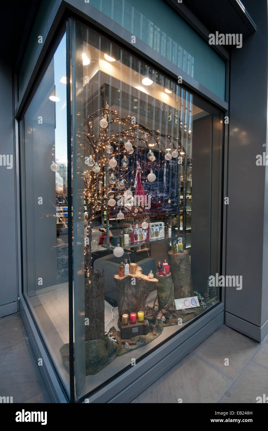 Molton Brown Shop Frontage - Stock Image