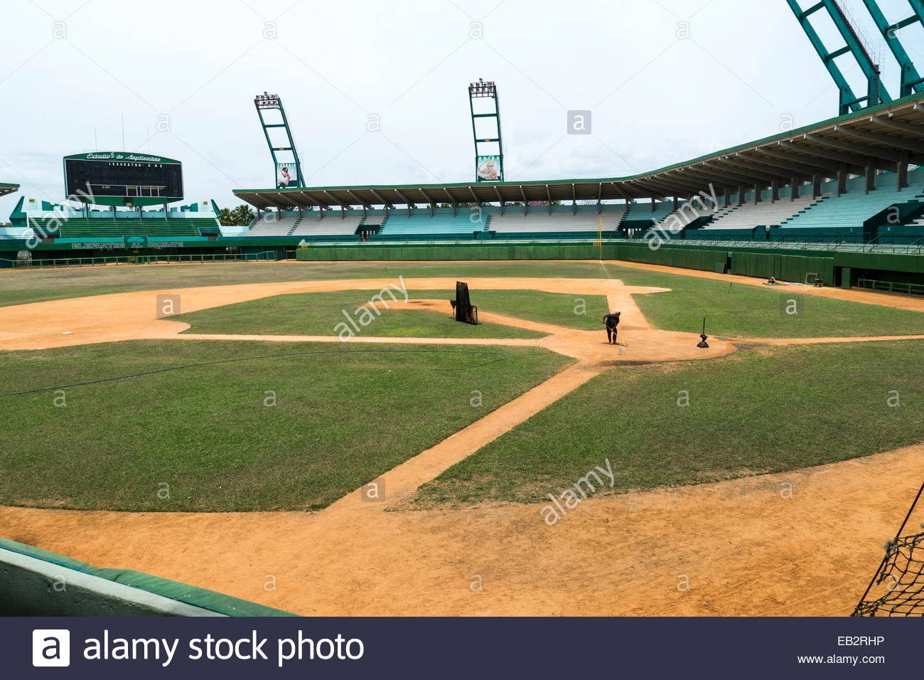 Cinco de septiembre baseball stadium in cienfuegos cuba stock photo cinco de septiembre baseball stadium in cienfuegos cuba malvernweather Image collections