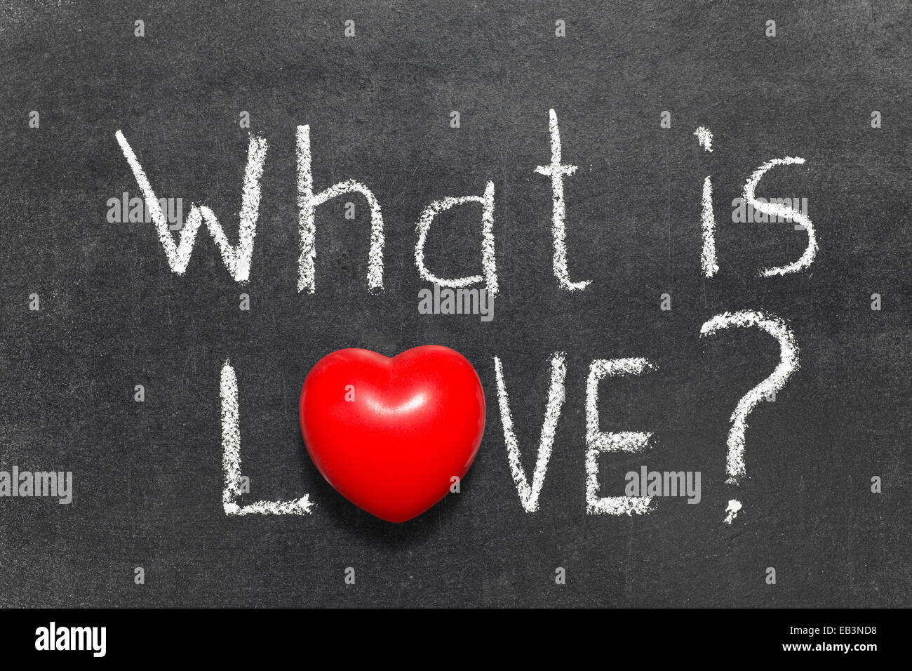 TO THE QUESTION ABOUT LOVE 28