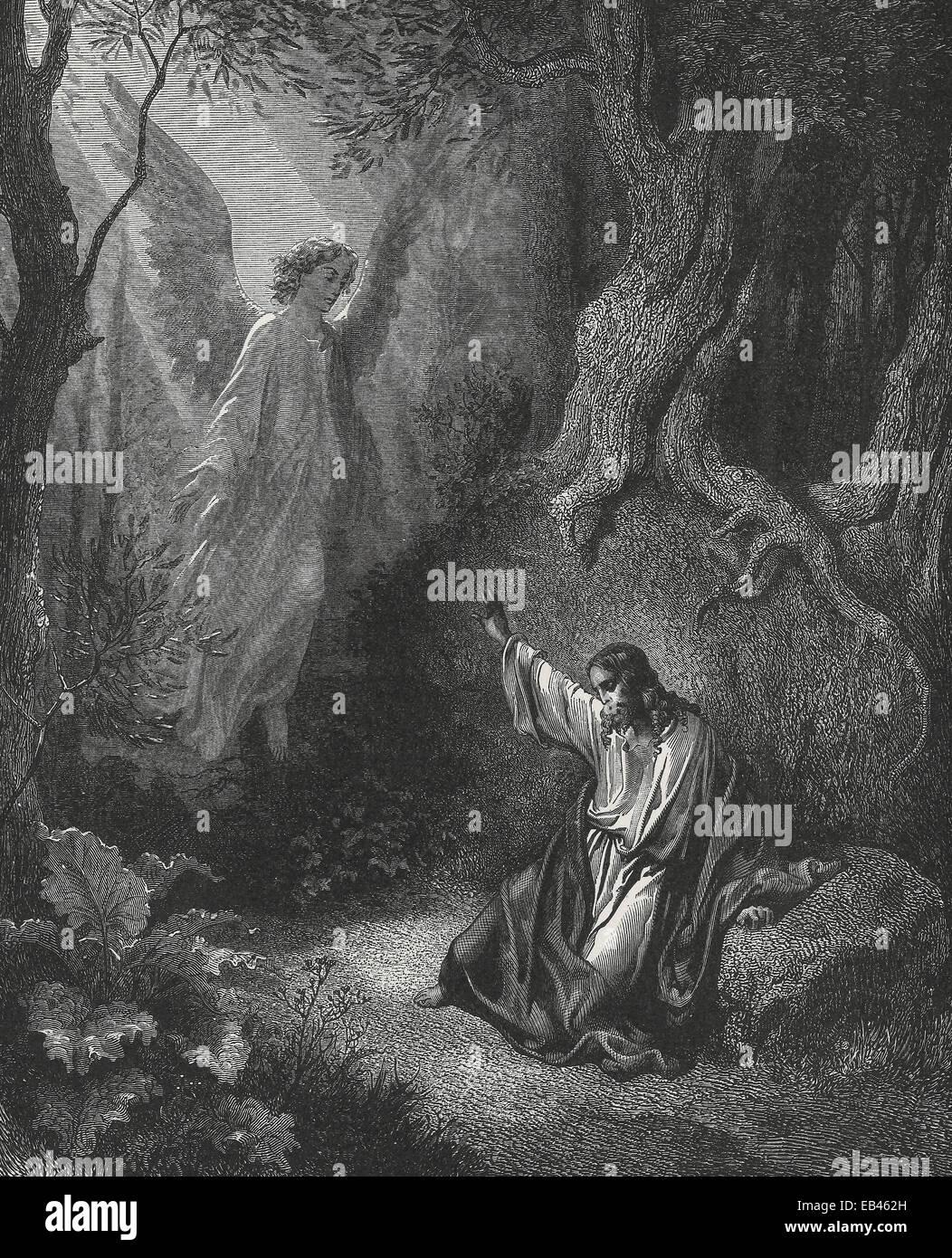 Gethsemane Jesus Stock Photos Gethsemane Jesus Stock Images Alamy