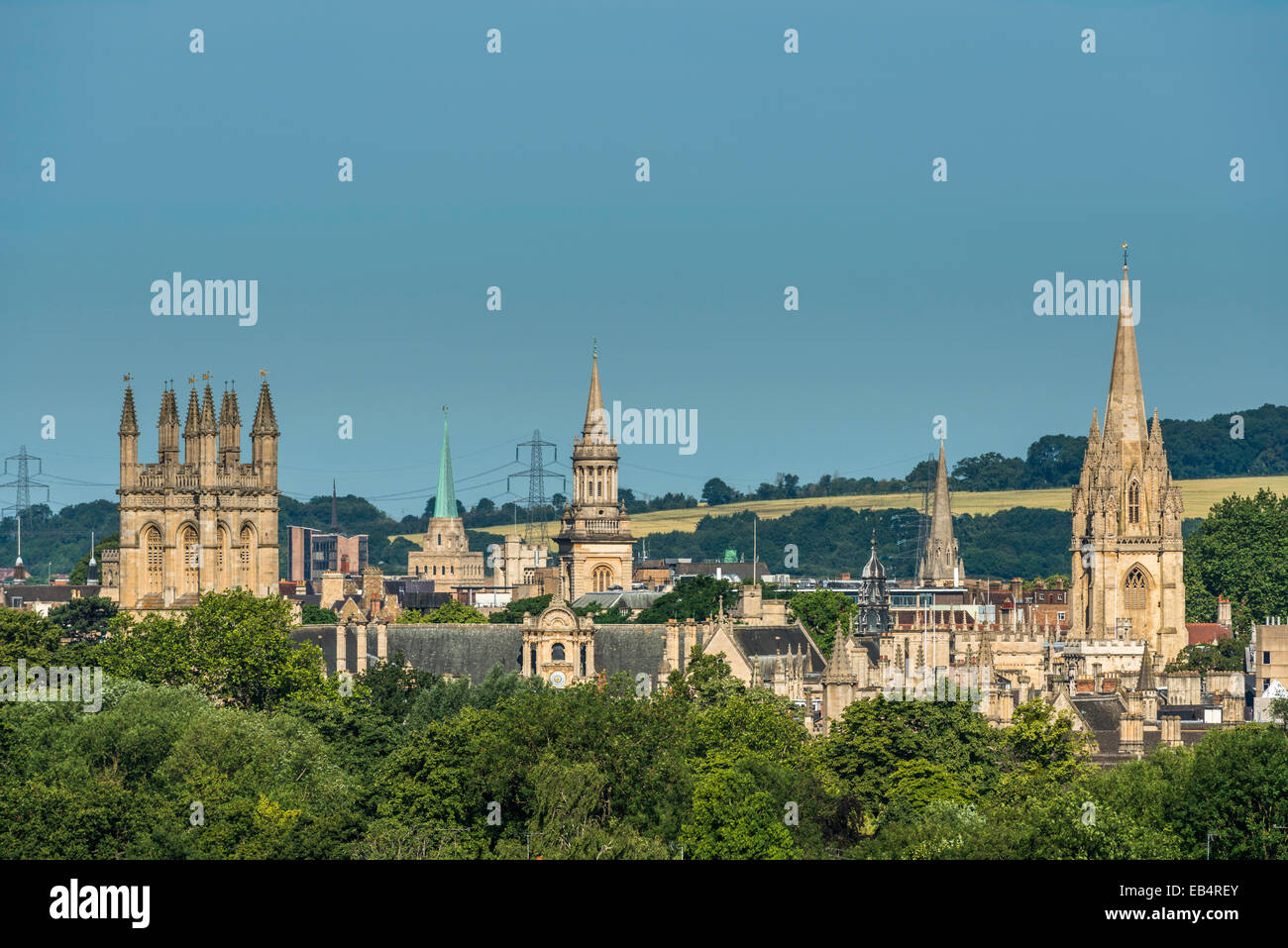 spires of oxford
