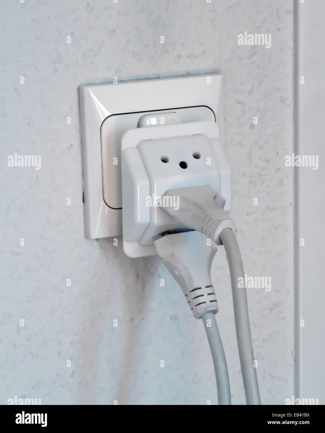 Electrical Wall Outlet Stock Photos & Electrical Wall Outlet Stock ...