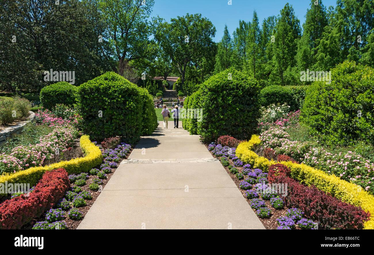 Texas, Dallas Arboretum And Botanical Garden