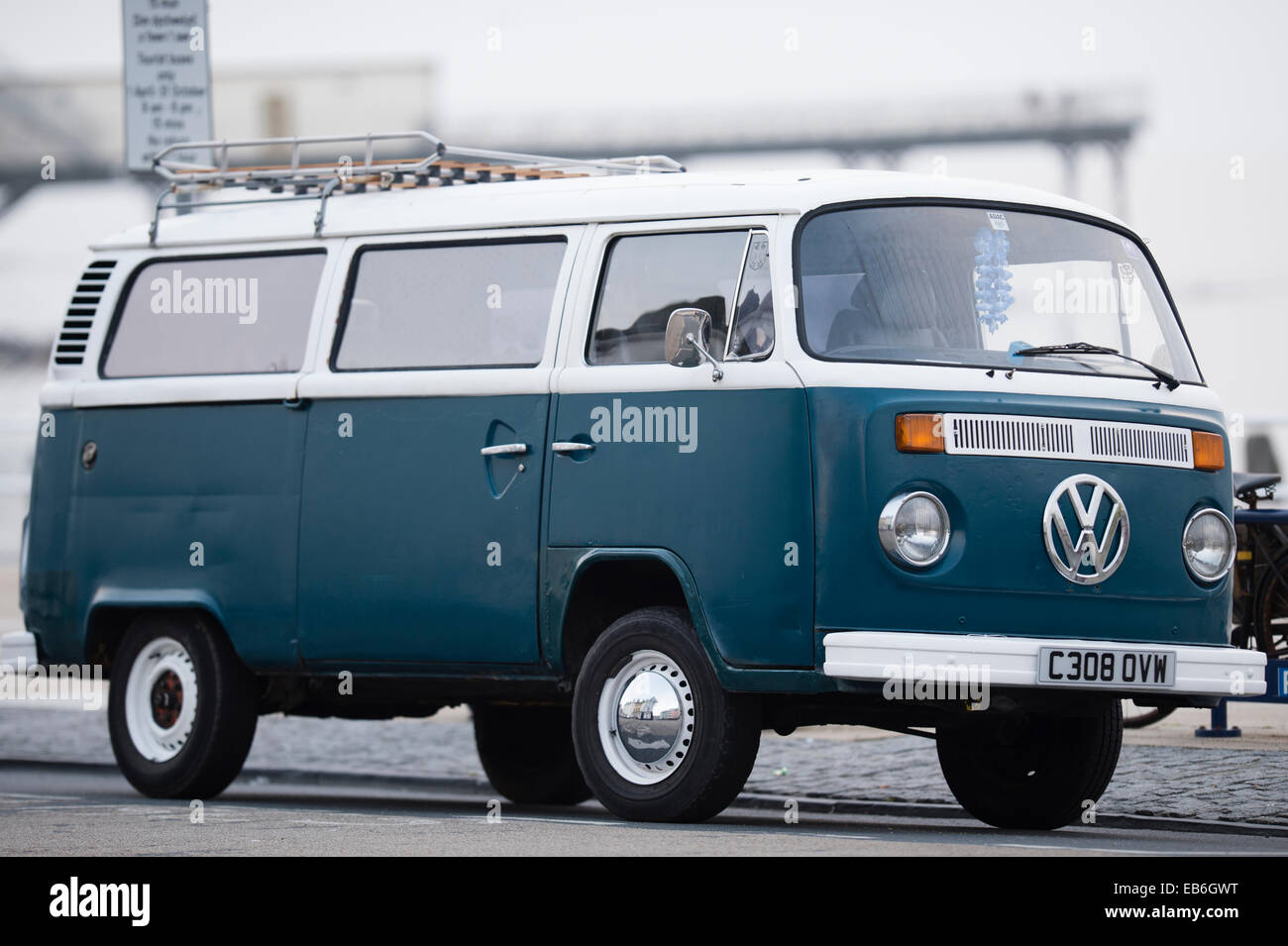 vw van stock photos vw van stock images alamy. Black Bedroom Furniture Sets. Home Design Ideas