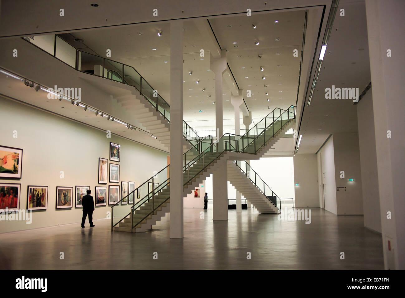 Museum Of Modern Art Interior