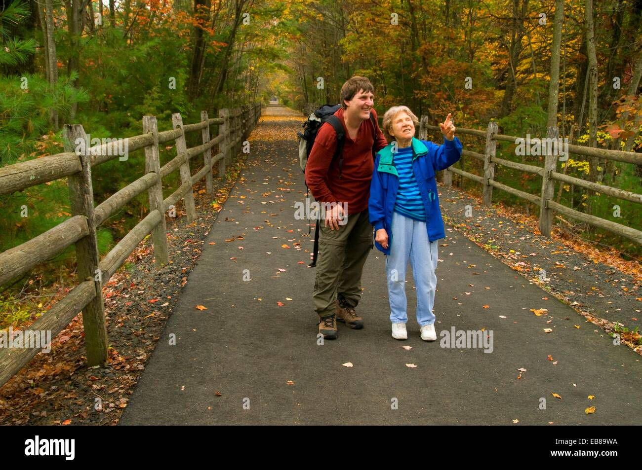Farmington Canal Heritage Trail Stock Photos & Farmington Canal ...