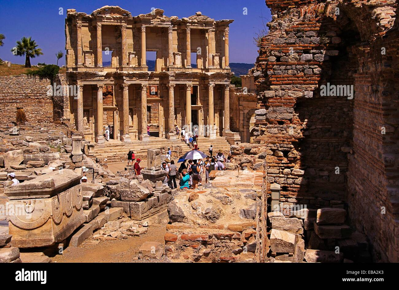 12 1st Century B.C. 250 ancient antiquity archaeology architecture Asia building built structure Celsius city classical - Stock Image