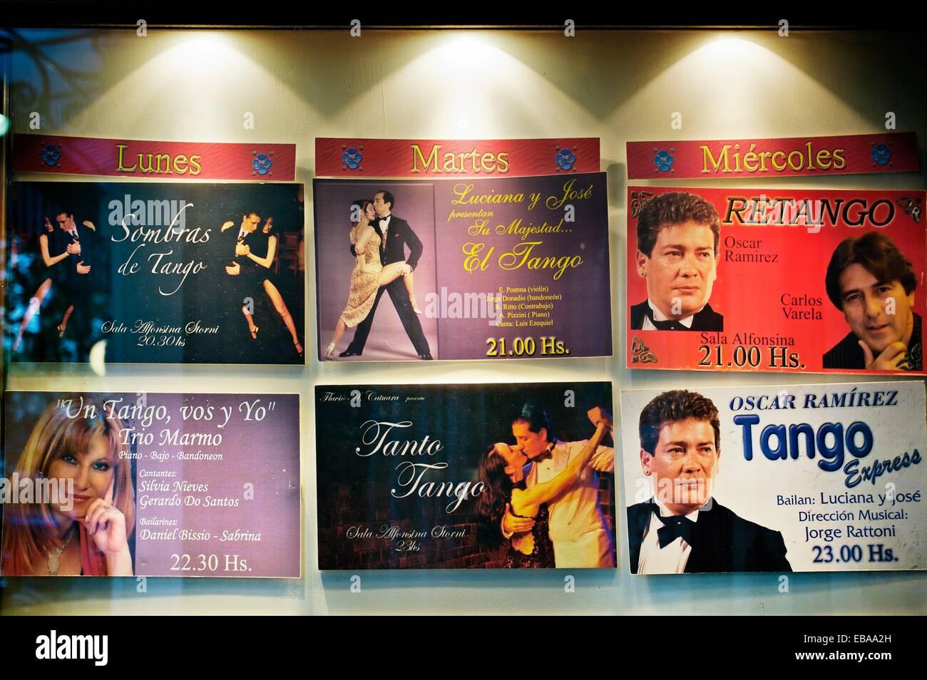 Tango Poster Stock Photos & Tango Poster Stock Images - Alamy