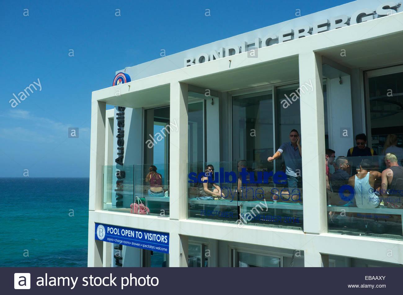 Cafe Bondi Beach Sydney