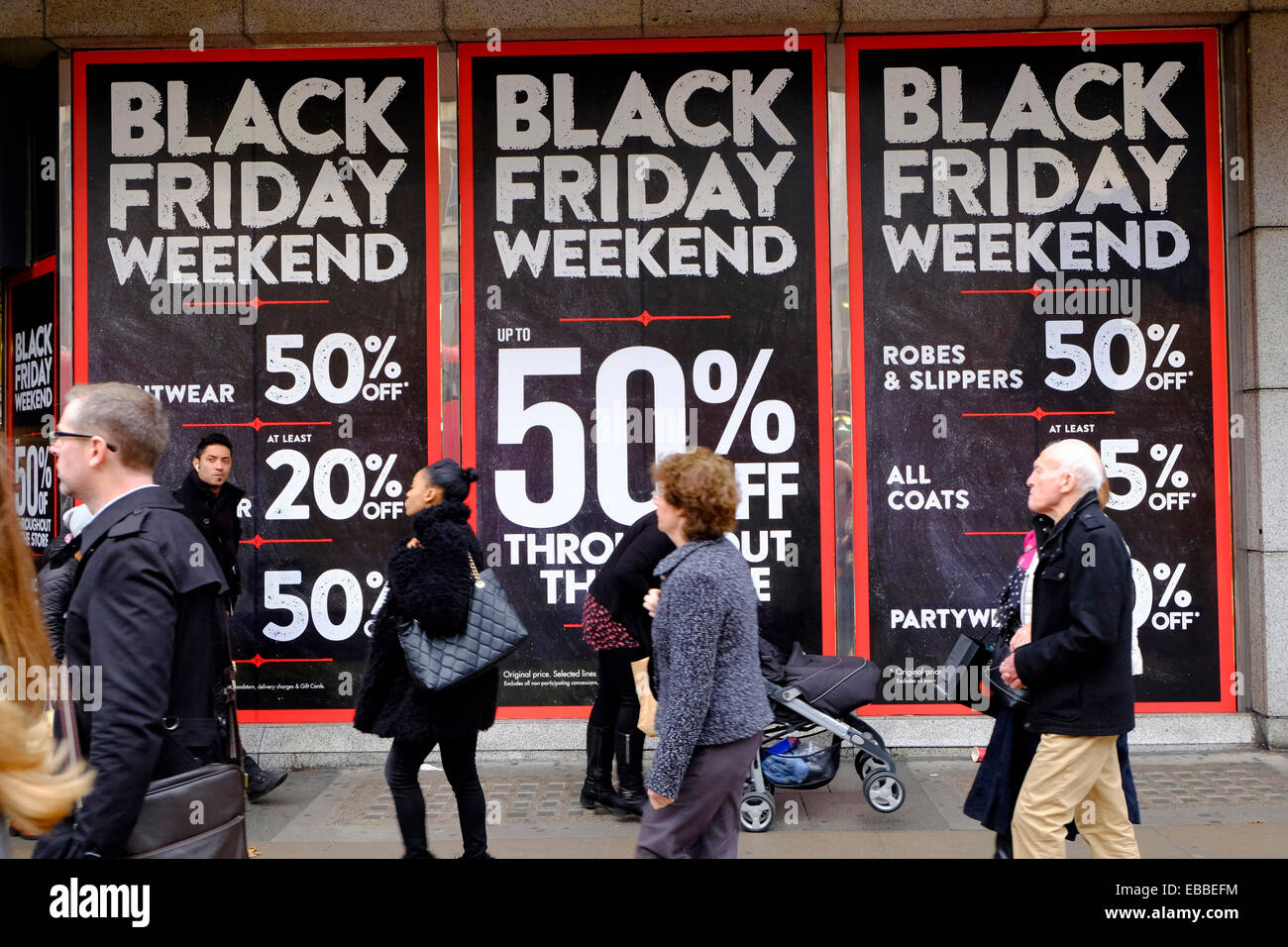 Black Friday Signs High Resolution Stock Photography And Images Alamy