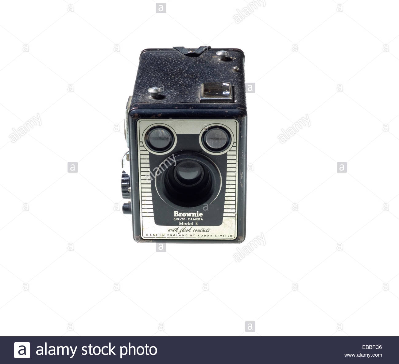 Kodak 'Box Brownie' camera, '620' film size from the 1930's. - Stock Image