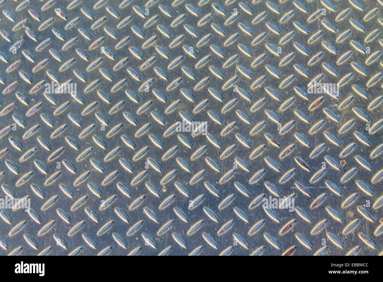 Non slip steel grating Stock Photo: 75864108 - Alamy