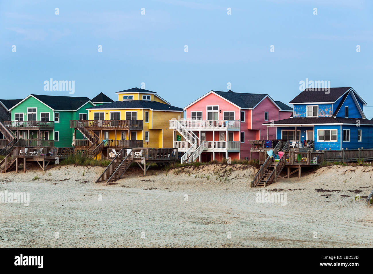 Outer Banks Beach Houses Rent