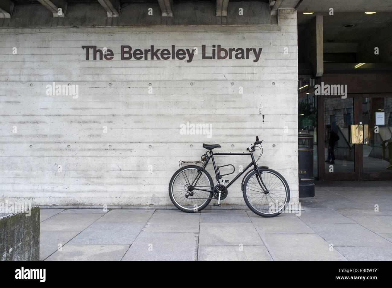 The Berkeley Library Trinity College Dublin Ireland Stock Photo