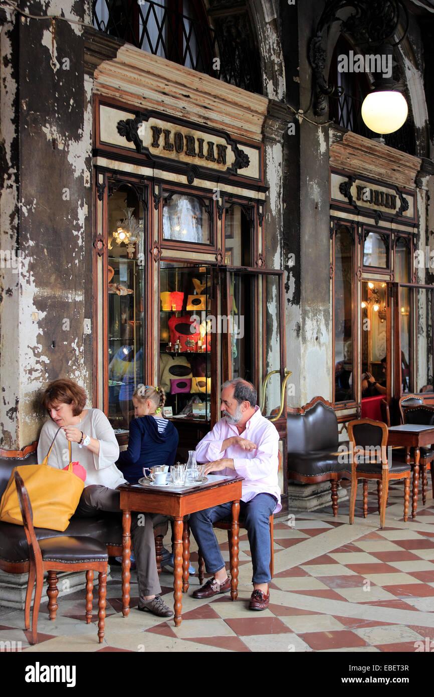 Coffee Cafe Of Venice