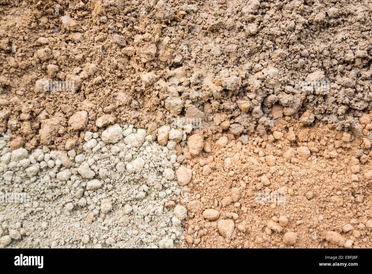 Silt Soil Silty Soil Stoc...