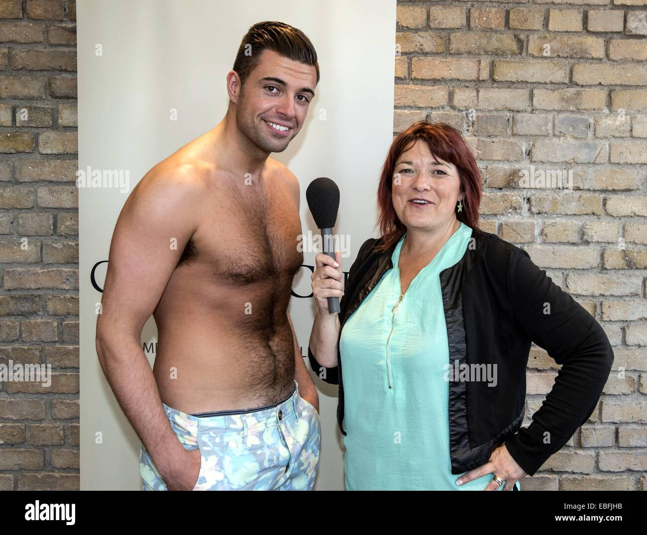 Mr Ireland 2014 Karl Bowe Hopes His Sean Connery Looks Will Help