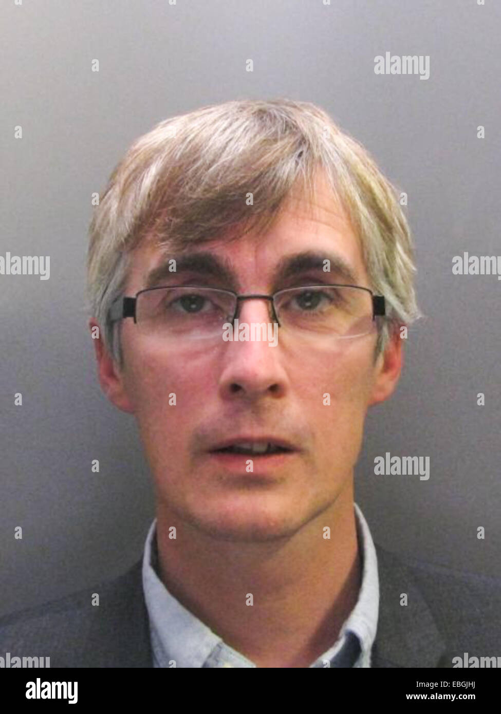 POLICE HANDOUT: Photo issued by Cambridgeshire Police of Dr Myles Bradbury, who has been jailed for 22 years Credit: - Stock Image