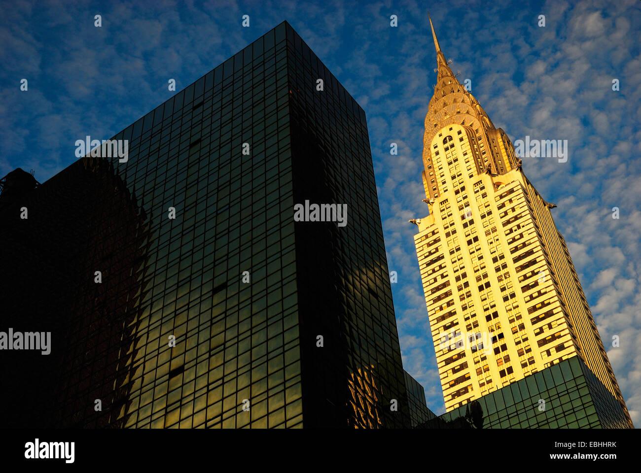Chrysler Building - Stock Image