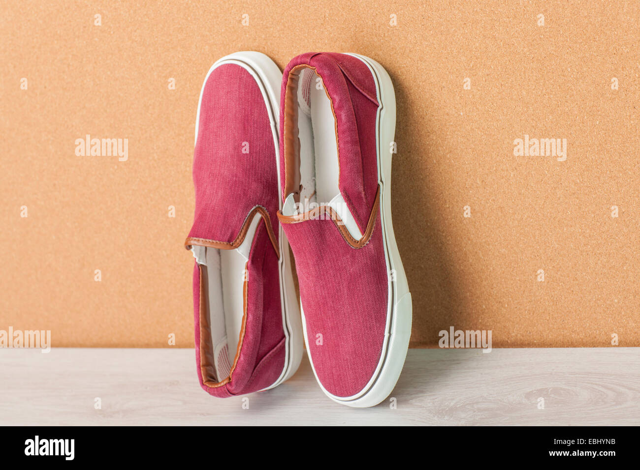 48f1a39933f Slip On Shoes Stock Photos   Slip On Shoes Stock Images - Alamy