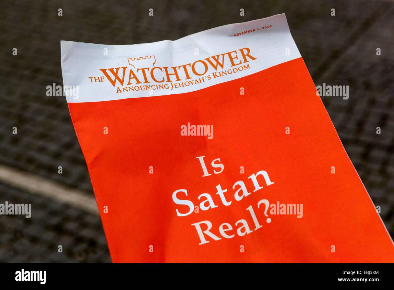 Jehovah Witness Street Stock Photos Jehovah Witness Street Stock