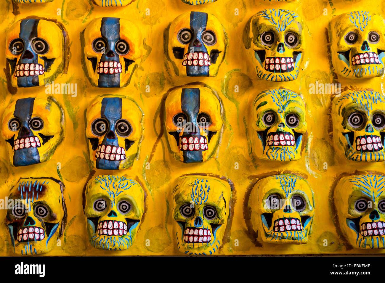 Oaxaca Mexico Day Dead Decorations Stock Photos & Oaxaca Mexico Day ...