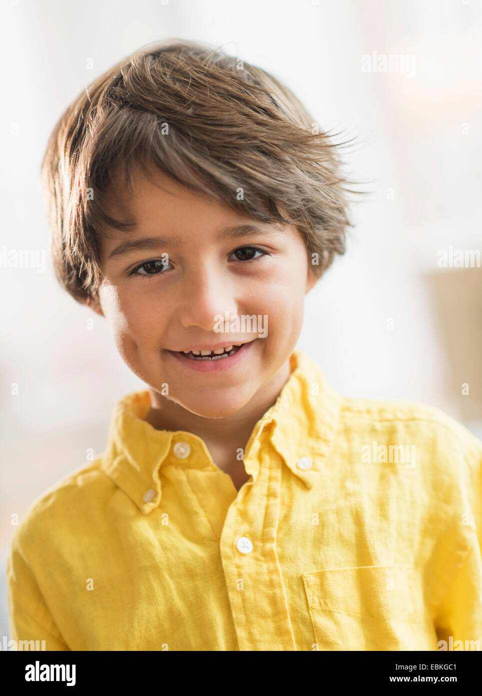 Boy With Dimples Stock Photos Boy With Dimples Stock Images Alamy