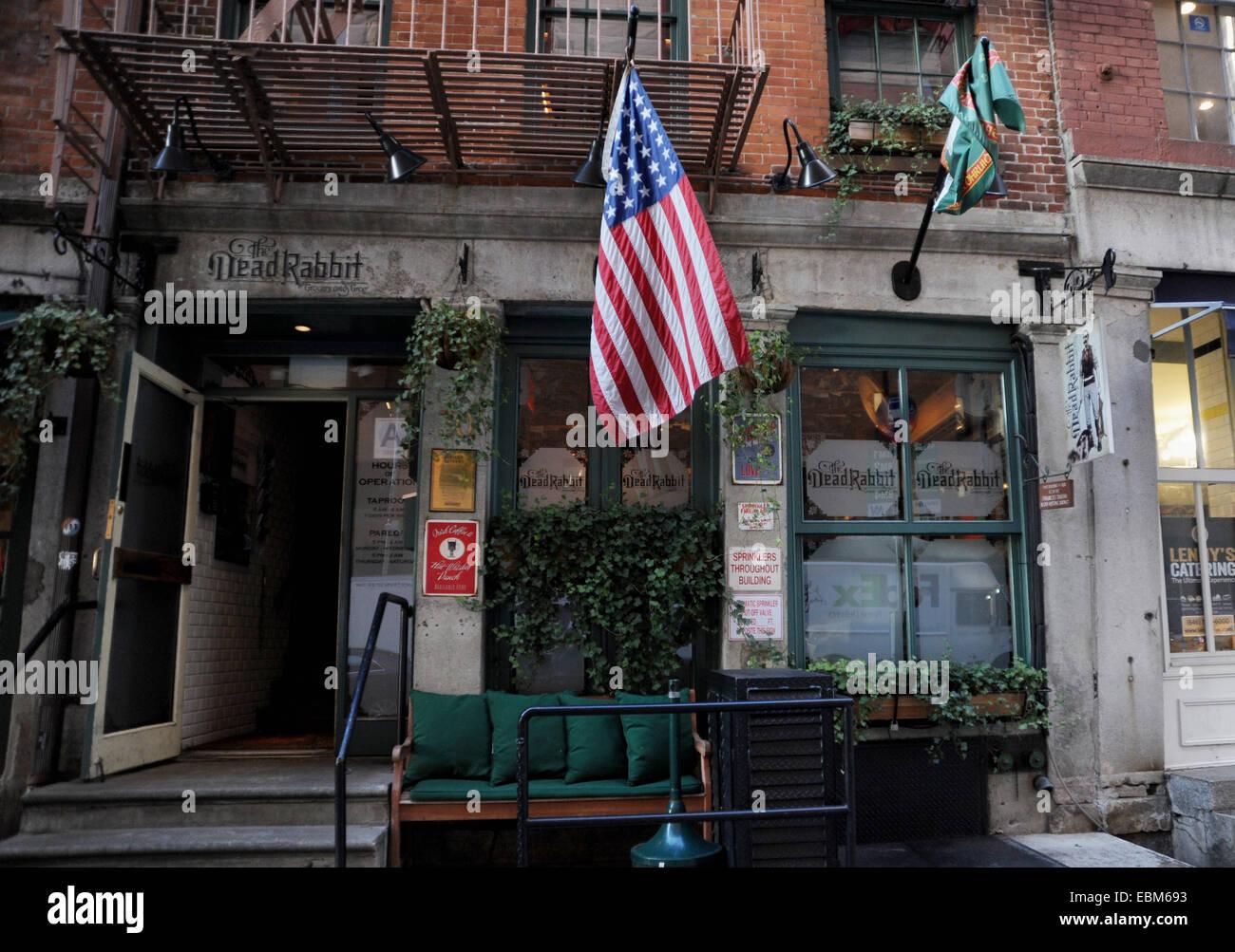 Irish Bar New York Stock Photos & Irish Bar New York Stock