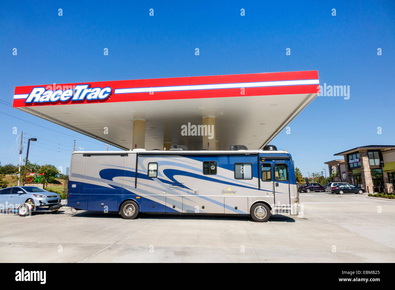Clermont Florida Race Trac RaceTrac gas station petrol RV