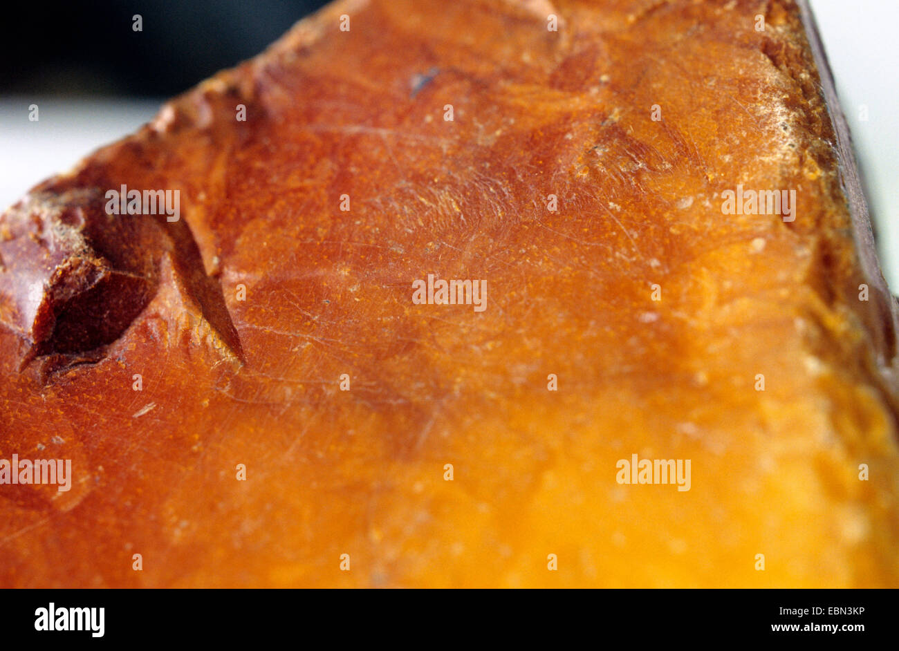 resinite, opaque - Stock Image