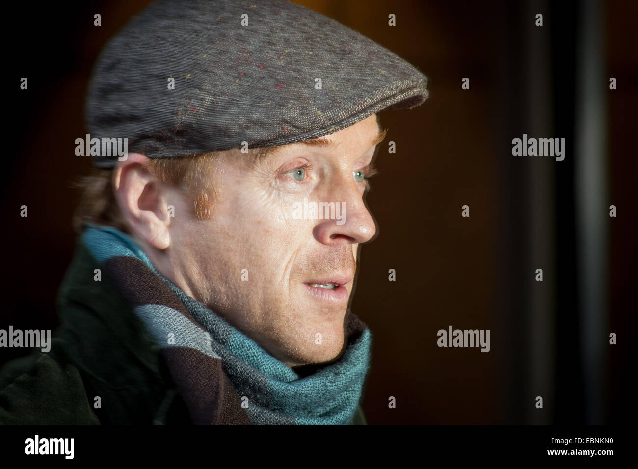 London, UK. 3rd Nov, 2014.  Damian Lewis attends the 22nd ICAP Charity Day Credit:  Guy Corbishley/Alamy Live News - Stock Image