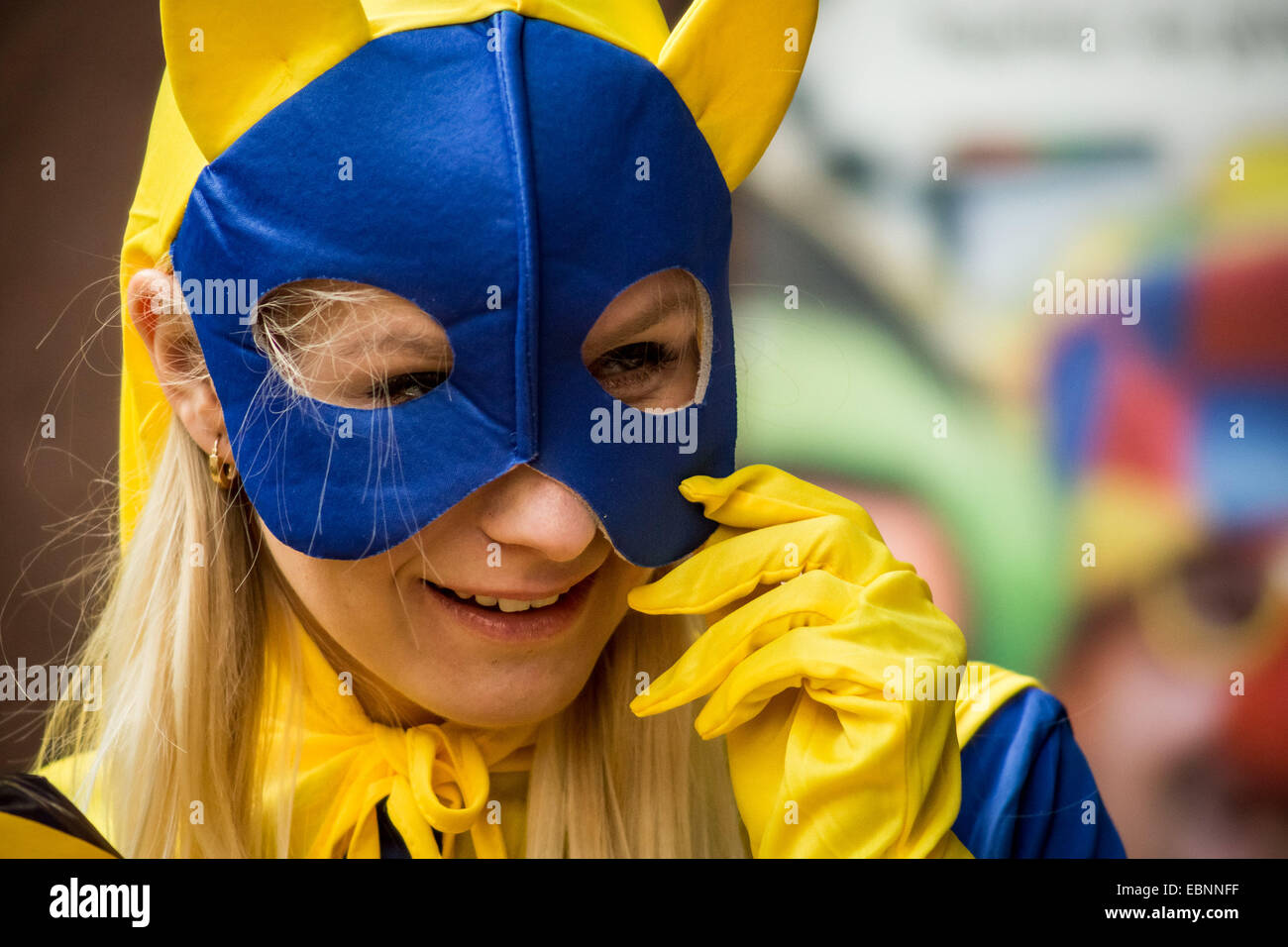 London, UK. 3rd Nov, 2014.  Cosplay at the 22nd ICAP Charity Day Credit:  Guy Corbishley/Alamy Live News - Stock Image