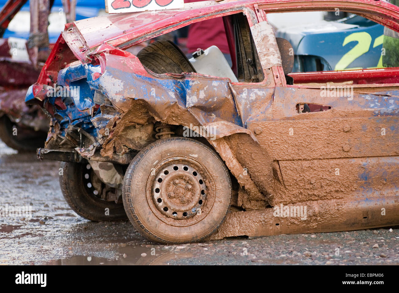 whiplash whip lash claim claims injury accident rear end ended car cars crash crashes neck ache back injuries crashed - Stock Image