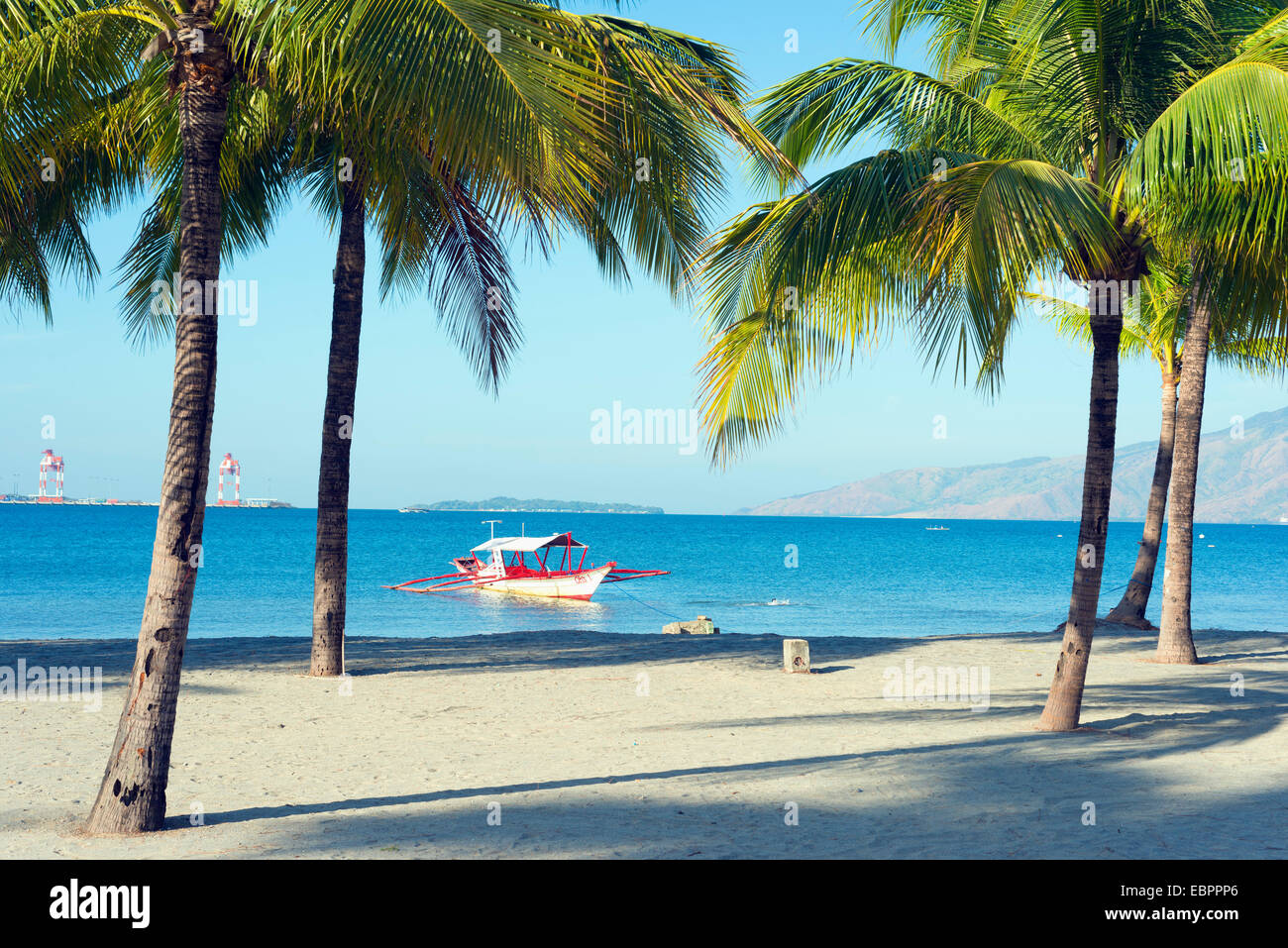 Subic Bay, Luzon, Philippines, Southeast Asia, Asia - Stock Image