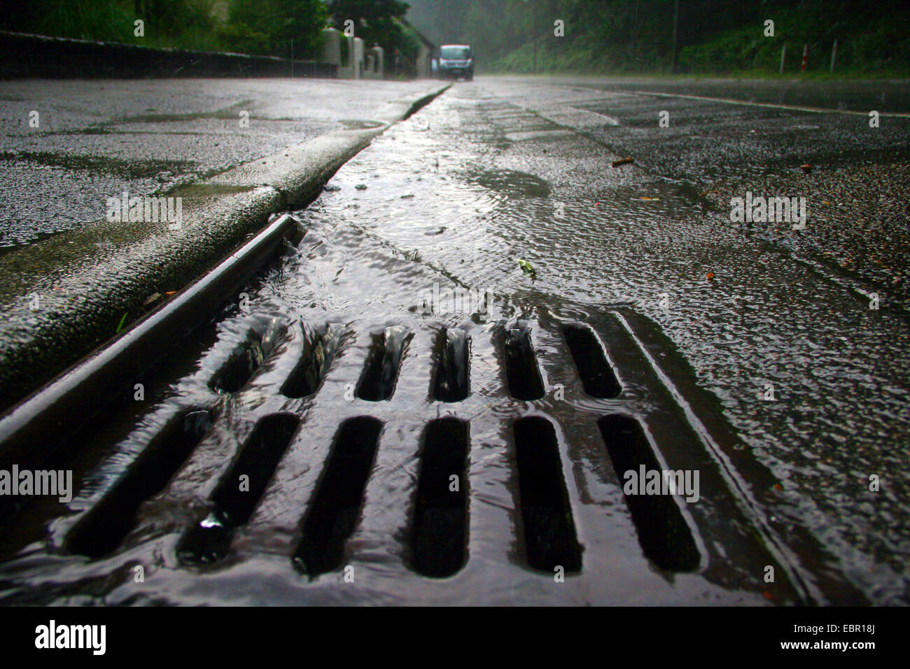 Gully Trap Stock Photos Amp Gully Trap Stock Images Alamy