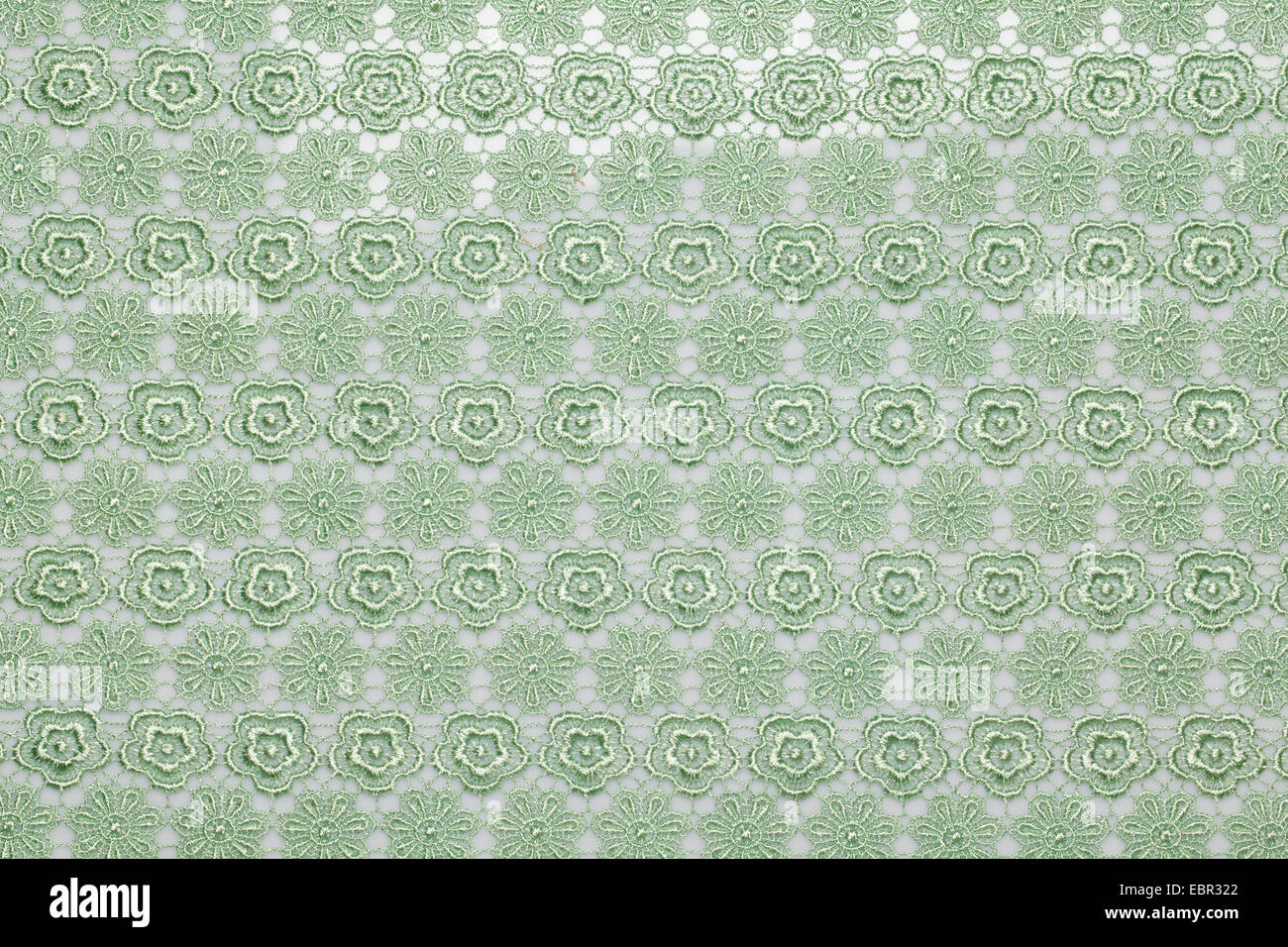Seamless Green Lace Texture Use For Wallpaper Pattern Or Background