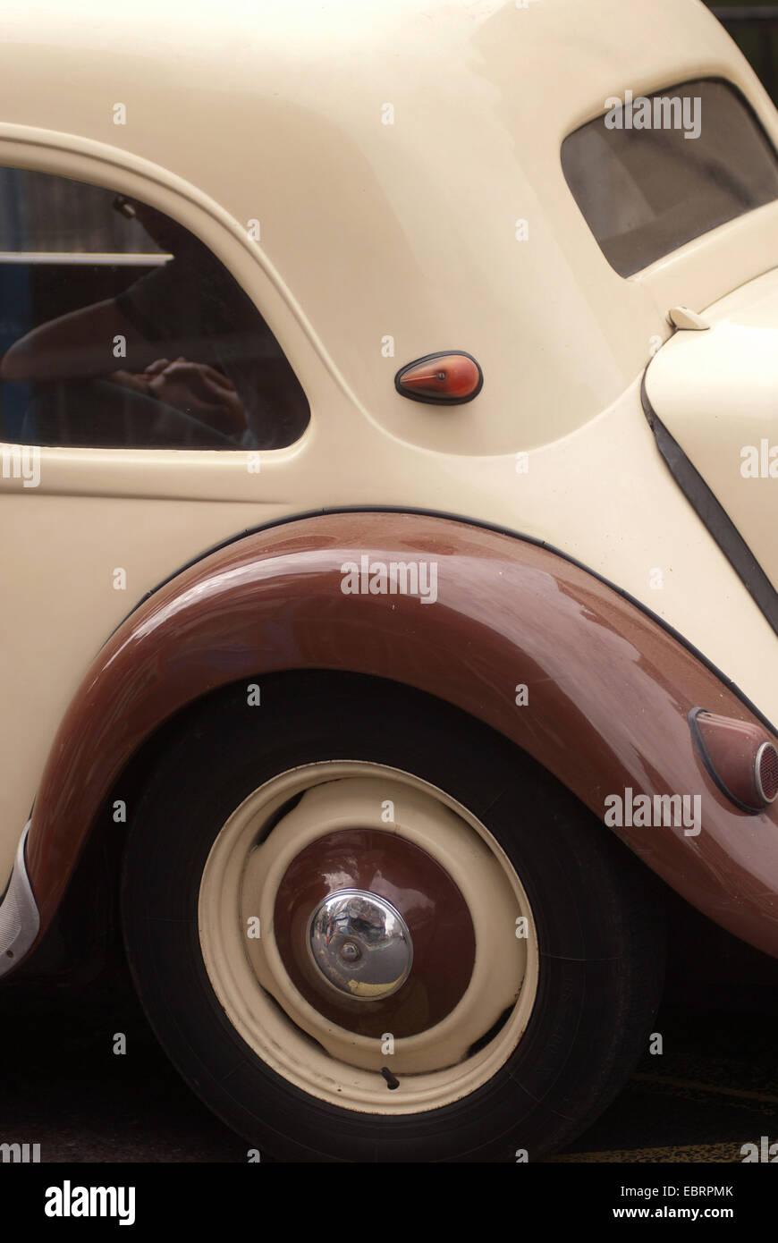 Citroen Traction Avant - Stock Image