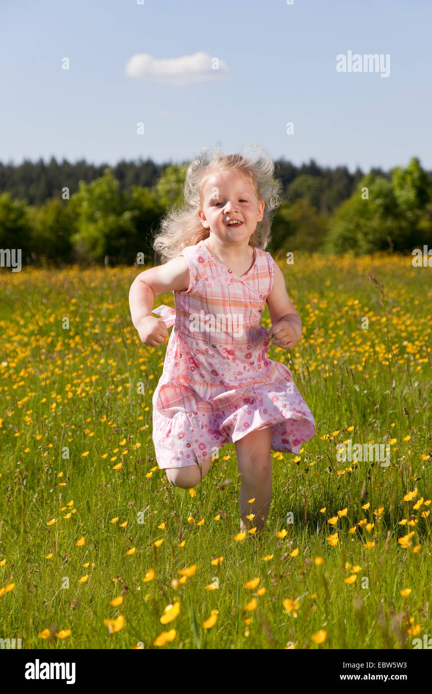 3fd4ad09c9 Little Girl Running Stock Photos   Little Girl Running Stock Images ...
