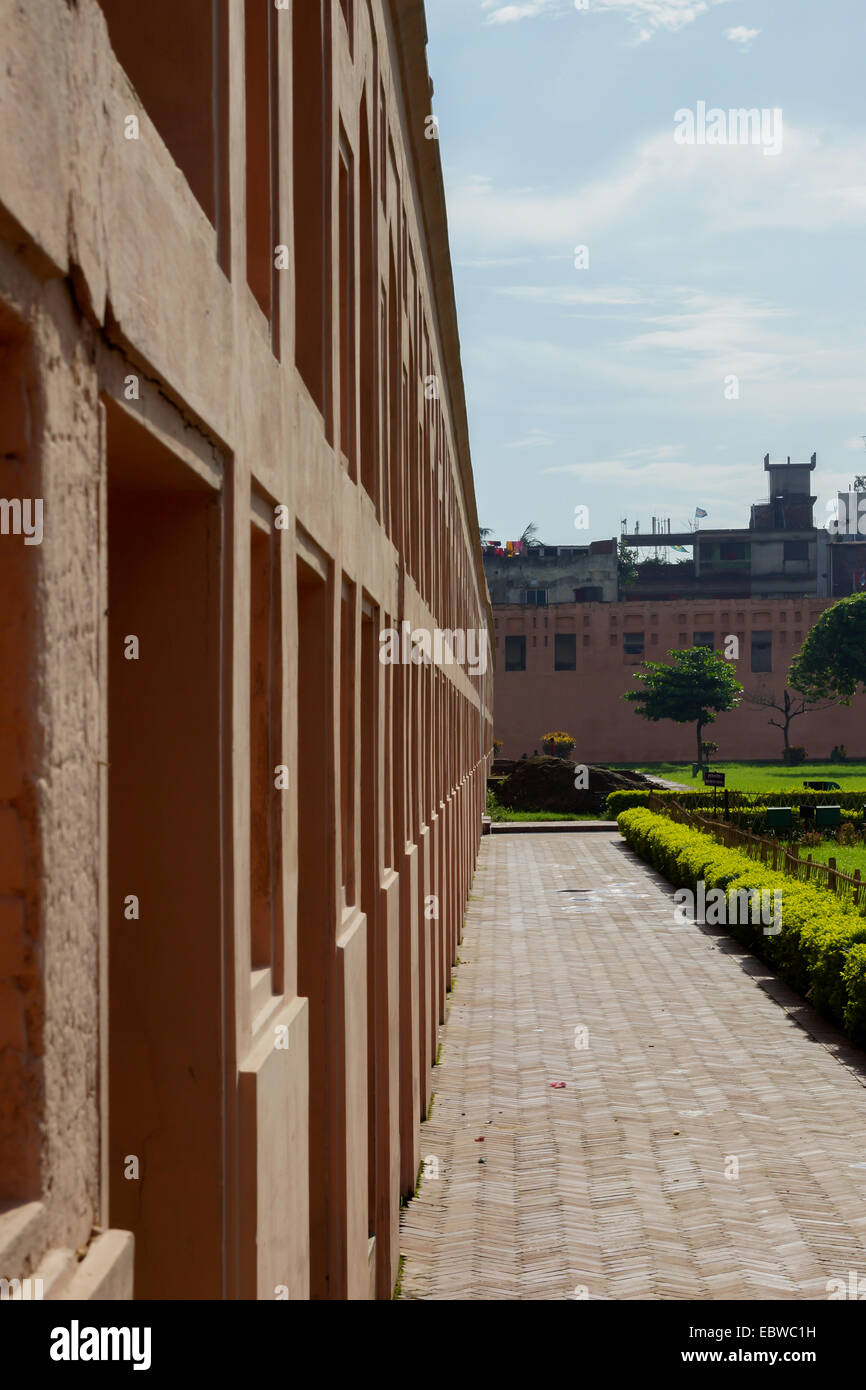lalbagh fort, dhaka, bangladesh - Stock Image