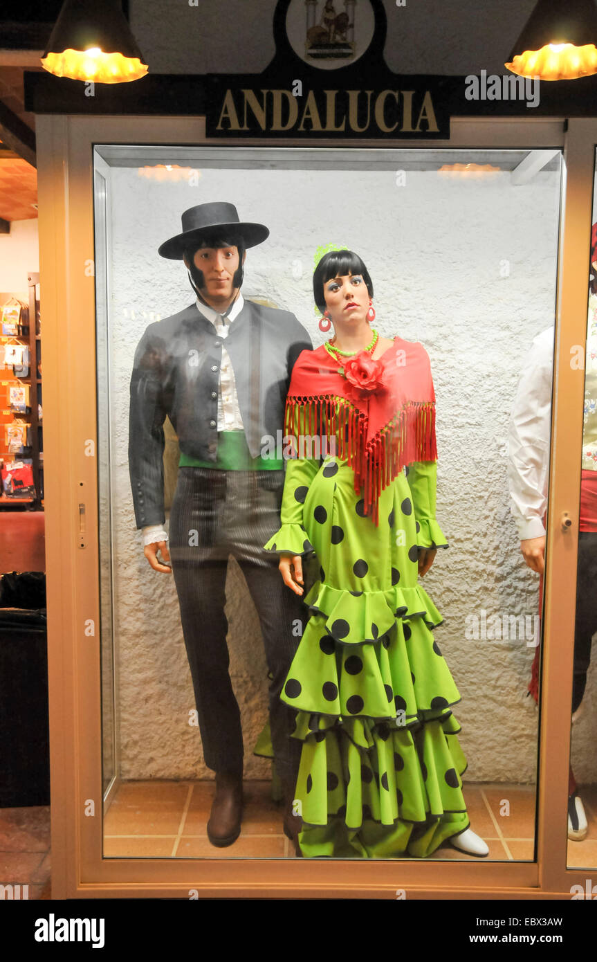 Display Of Traditional Spanish Clothes From Andalucia Stock Photo Alamy,Pink Pinterest Baby Shower Decorations