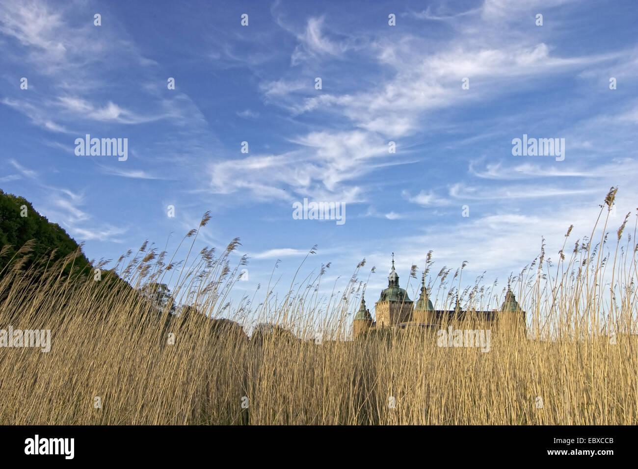 Kalmar Castle, Sweden, Kalmar - Stock Image