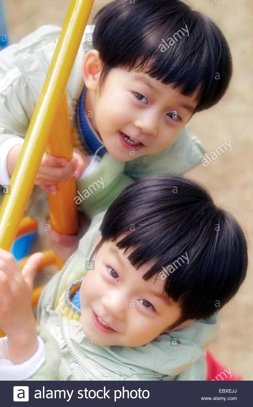 asiatische-zwillingsbilder